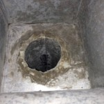 Dryer vent clean