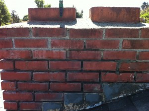 Masonry Repair For Chimneys With Bad Mortar Joints Aadc